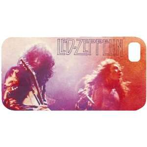 Robert Plant iPHONE 4 4S WHITE RUBBER PROTECTIVE CASE