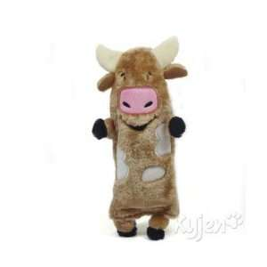 New Kyjen Company Water Bottle Buddies Cow Fun Plush
