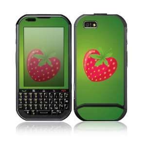 StrawBerry Love Design Protective Skin Decal Sticker for