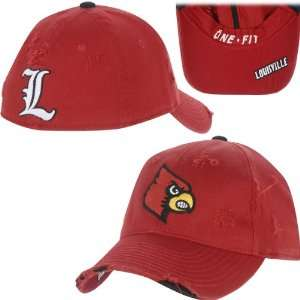 Top Of The World Louisville Cardinals Cellar One Fit Hat One Size Fits
