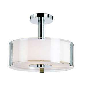 Trans Globe Lighting 2090 PC Contemporary Collection Polished Chrome