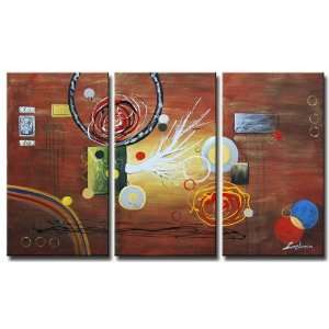 Bad Behavior Hand Painted Canvas Art Oil Painting