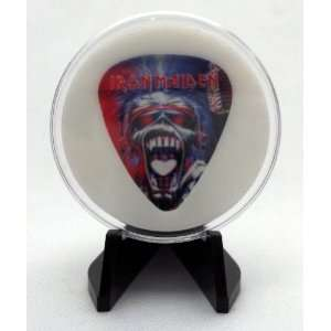 Iron Maiden A Real Dead One Guitar Pick With MADE IN USA