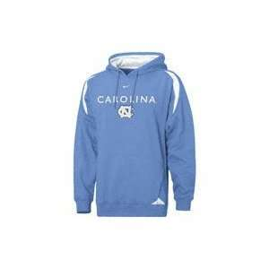 North Carolina Tar Heels Nike Pass Rush Hooded Sweatshirt
