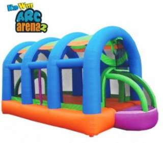 ARC ARENA II SPORT INFLATABLE BOUNCE HOUSE Bouncer Slide Air Blown