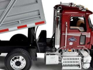 MACK GRANITE MP DUMP TRUCK DIECAST CAR MODEL 1/34 BY FIRST GEAR 10