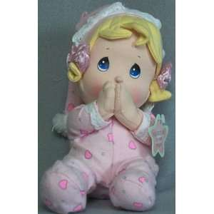 Precious Moments® Prayer Doll   Girl Baby