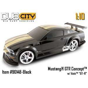 DUB City Ford Mustang GTR 110 scale Electric RC Car Toys & Games
