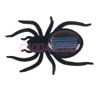 New Solar Powered Spider Educational Robot/Toys/Gadget Gift